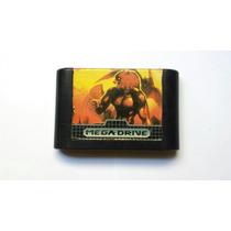 Jogo Para Mega Drive Altered Beast, Cartucho Jogo Lobisomem