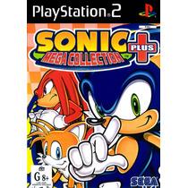 Patch Sonic Mega Collection Plus Ps2 Frete Gratis