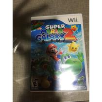 Super Mario Galaxy 2 Nintendo Wii Original Usado Na Caixa