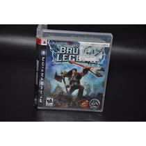 Brutal Legends Para Playstation 3