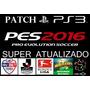 Patch Pes 2016 Para Ps3 Atualizadissimo
