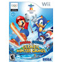 Mario & Sonic At The Olympic Winter Games Wii Original