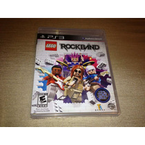 Rock Band - Lego (lacrado)