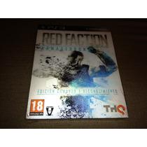 Red Faction Armageddon Edicao Comando E Recondic.(lacrado)