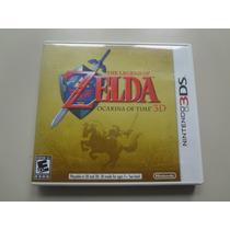 Nintendo 3ds - The Legend Of Zelda Ocarina Of Time 3d Americ