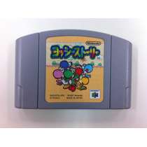 Jogo N64 Nintendo 64 Yoshi Story Jp