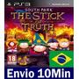 South Park The Stick Of Truth - Ps3 Psn - Legenda Português