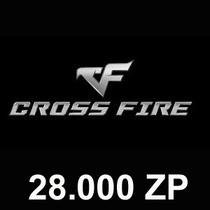 Crossfire Jogo Pc Cartão De Zp Cash 28.000 Online Por E-mail
