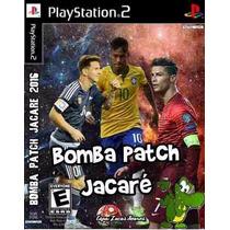 Bomba Patch Jacaré 2016 (futebol ) Play2