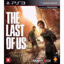 The Last Of Us Português Brasil Dublado Pt-br Nacional - Ps3