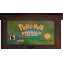 Pokémon Emerald Gba Pirata