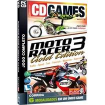 Moto Racer Gold Editon Cd Games Jogo Pc Original Lacrado