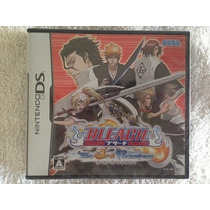 Jogo Nintendo Ds: Bleach - The 3rd Phantom (novo/lacrado)!!