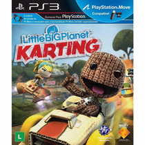 Little Big Planet Karting Ps3 Lacrado