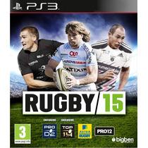 Jogo Rugby 15 Playstation 3 Ps3 Novo Pronta Entrega Lacrado