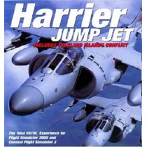 Game Pc Lacrado Importado Harrier Jump Jet For Flight Simula