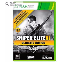Game Sniper Elite 3: Ultimate Edition - Xbox 360