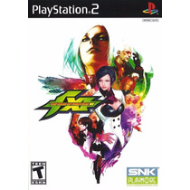 Ps2 - The King Of Fighters Xi Original (usa) 12x/sjuros