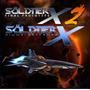 Soldner-x 2/ Final Prototype + Soldner-x/ Himmelssturmer Bun