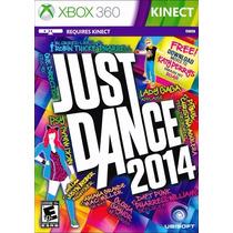 Just Dance 2014 - Jogo De Dança Xbox 360 Kinect