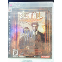 Jogo Silent Hill Home Coming Playstation 3, Original, Novo