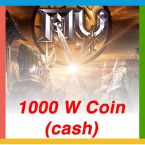Mu Online 1000 W Coin (cash) - Envio Imediato!!