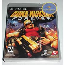 Duke Nukem Forever | Ação | Luta | Tiro | Ps3 Original