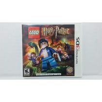Jogo Harry Potter Lego 5-7 Excelente Nintendo 3ds