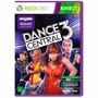 Dance Central 3 Xbox 360 Em Português + Pôster Brinde