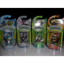 4 Skylanders Swap Force Riptide Rollerbrawl Scorp Zoolou