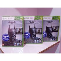 Batman Arkham Origins - Xbox 360, 100% Português, Lacrado