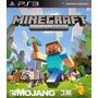 Minecraft Ps3 Edition Cod Psn Envio Na Hora