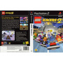 Lego Racers 2 Playstation 2 (kit 7 Jogos Ps2 Infantil