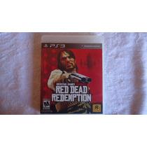 Red Dead Redemption Ps3 Midia Fisica Envio Imediato