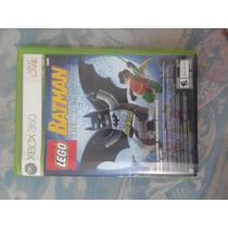 Game Lego Batman 1 Para Xbox 360