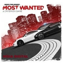 Need For Speed - Most Wanted - Jogo Ps3 Mídia Digital Psn