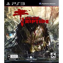 Dead Island: Riptide - Ps3 - Novo E Lacrado!