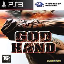 God Hand Ps3 Psn Midia Digital Original
