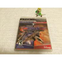 Top Gun Video Game Wingman Edition (sony Ps3)