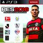 Patch Pes 2016 - Ps3 Brasileirão Com Atualização Grátis