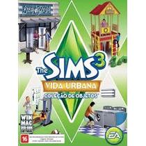 The Sims 3 Vida Urbana Jogo Pc Original Lacrado