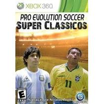 Patch Pes 2010: Brasileirão 2010 + Times Classicos(x-box360)