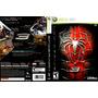 Spider-man 3 P/ Xbox 360 Original Frete R$8,00