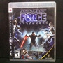Star Wars The Force Unleashed - Ps3 Completo Em Bom Estado