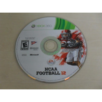 Ncaa Football 12 Original Somente Disco