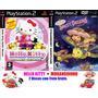 Hello Kitty & Moranguinho - Playstation 2 - Frete Gratis.