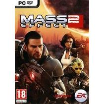 Mass Effect 2 Original Pc Lacrado Novo