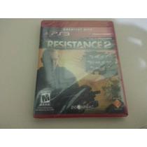 Jogo Resistance 2 Ps3 - Novo Original Lacrado