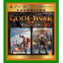 God Of War Collection Favoritos Ps3 - Lacrado