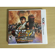 Super Street Figther Iv 3d Edition